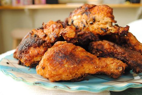 Clarithass-fried-chicken