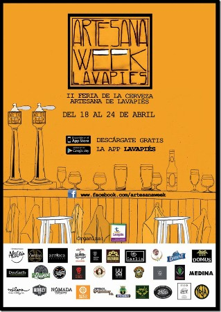 cartel-artesana week