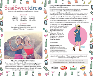 susi-sweet-drees-mayo-madrid