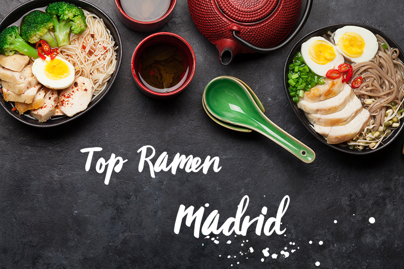 Top Ramen Madrid